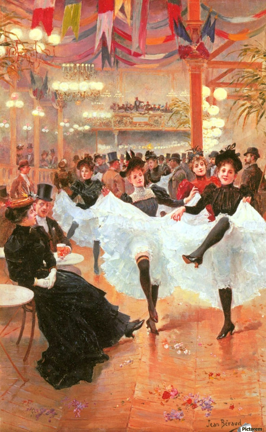 Cafe de Paris  Print