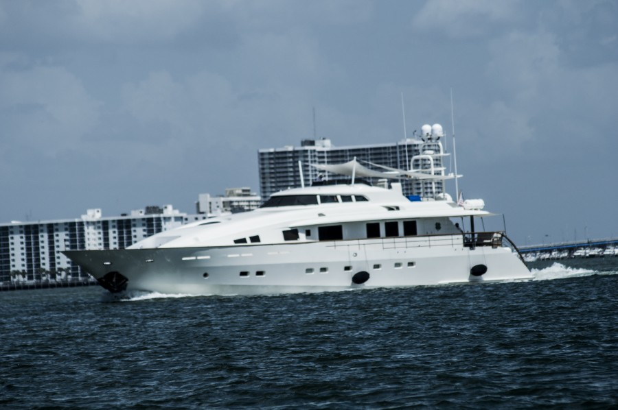 Yacht  Print