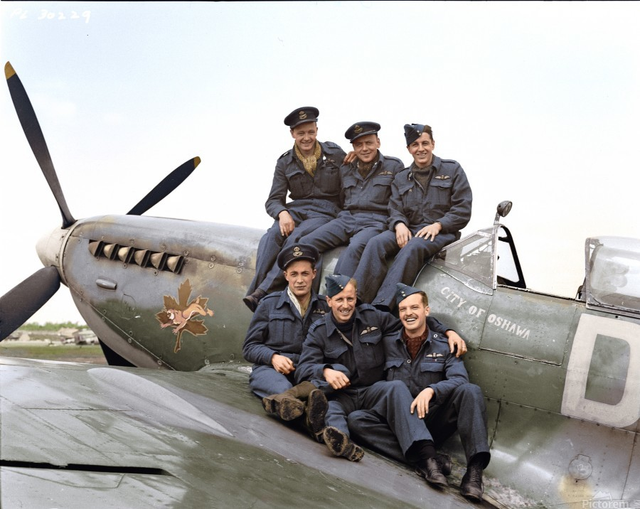416 Squadron RCAF  Print