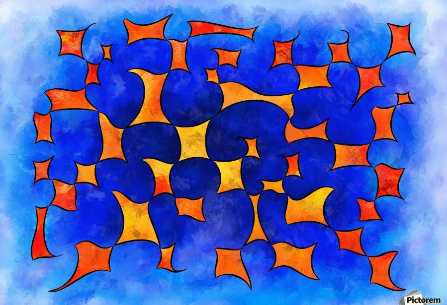 Blesmios V1- melting cubes  Print