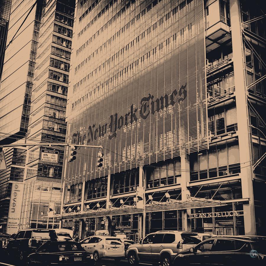 New York Times  Print