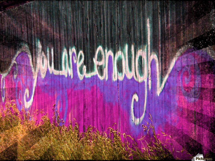 You are enough- okc  imprimons