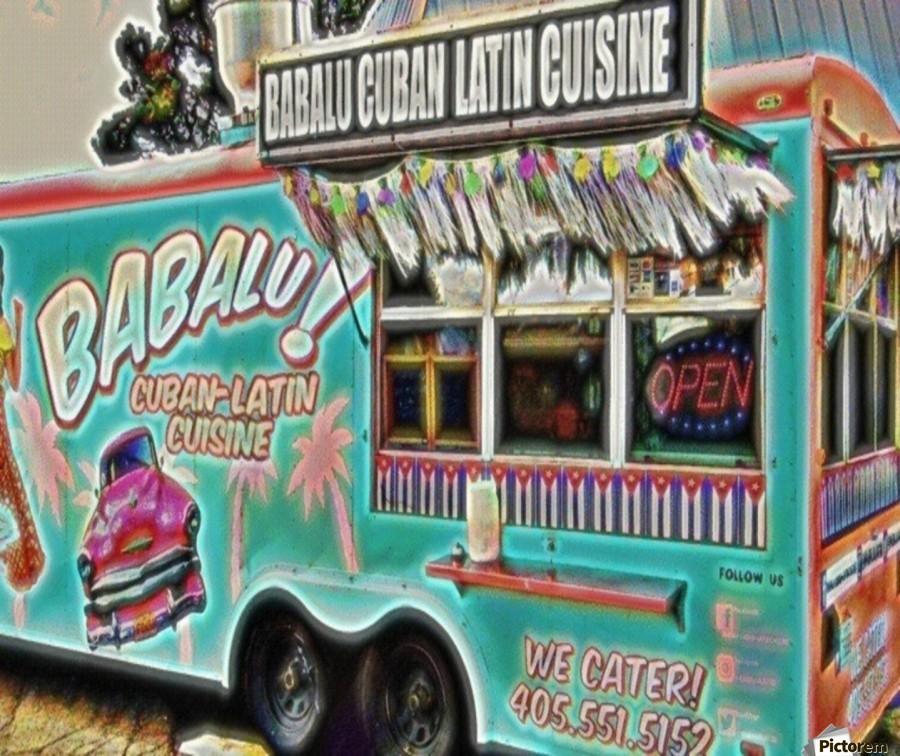 food truck one- okc , Chazzi R  Davis ,