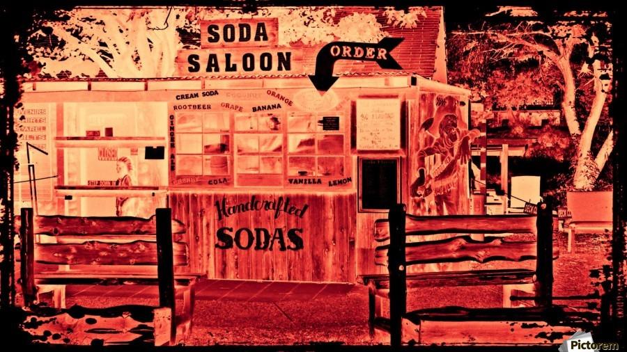 saloon , Chazzi R  Davis ,