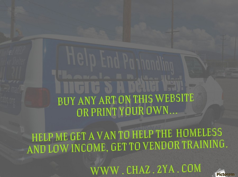 helping the homeless get to vendor training. OKC , Chazzi R  Davis ,