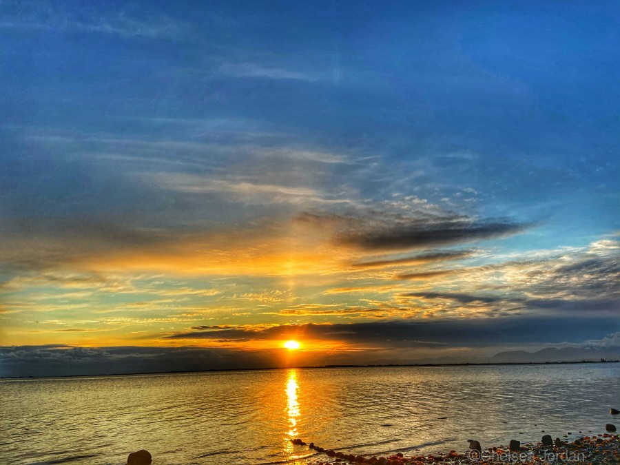 Ocean Sunsets  Imprimer
