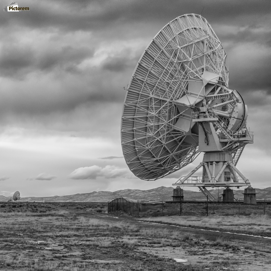 Very Large Array New Mexico  Print