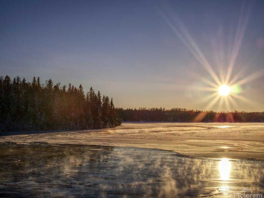 lac Sebastien  Print