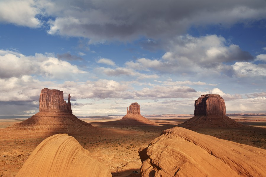 Monument valley 2  Print