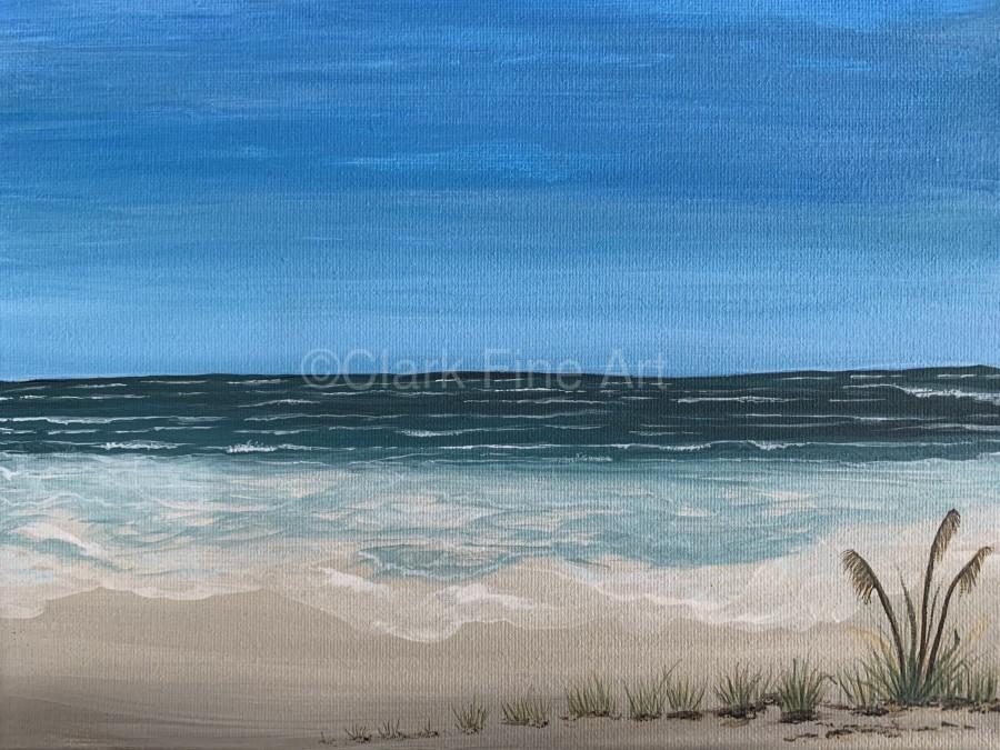 Ocean side  Print