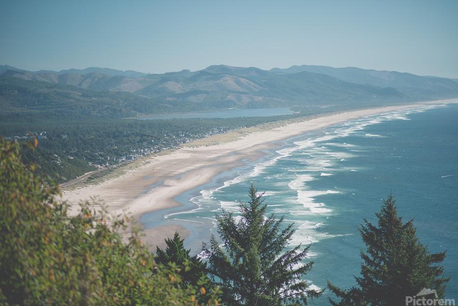 Neahkahnie Beach  Print