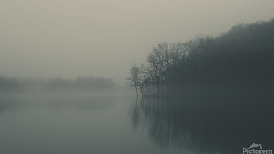 Fog and Peace  Print