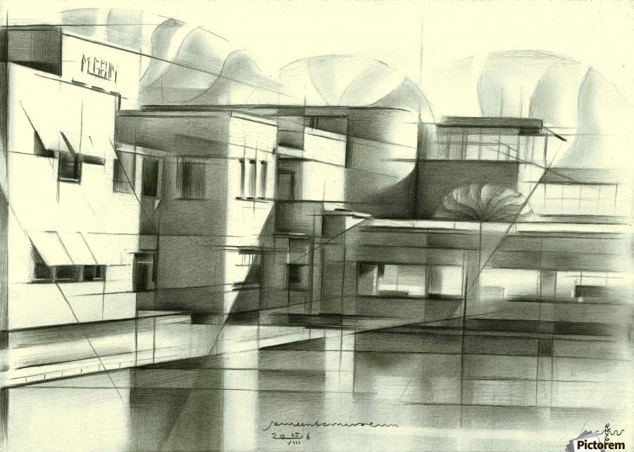 gemeentemuseum - 05-08-16  Print