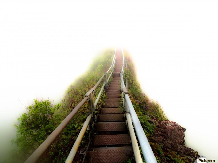 Stairway to Heaven  Print
