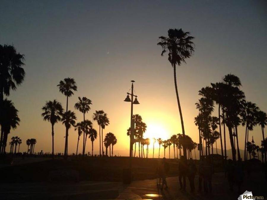 Venice Beach, California  Print