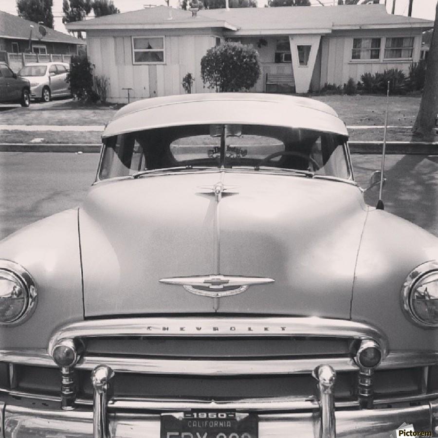 1950 Chevy   Print