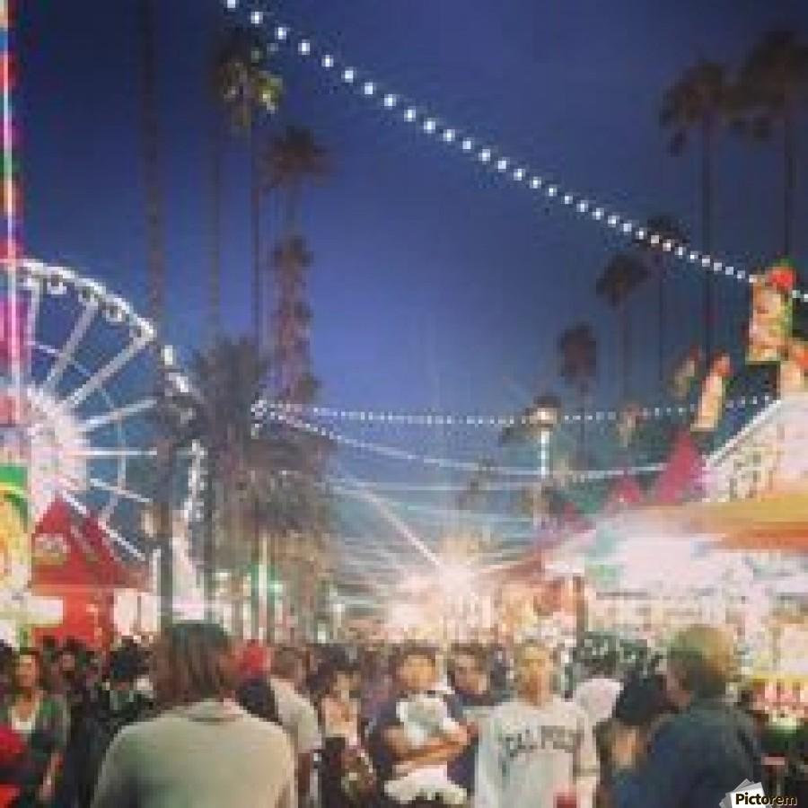 Pomona Fair, California  Print