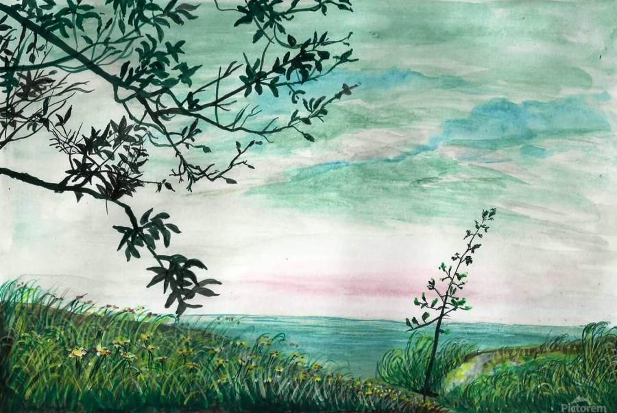 Landscape_DKS3  Print