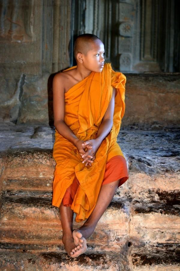 Angkor Wat Cambodia  Print