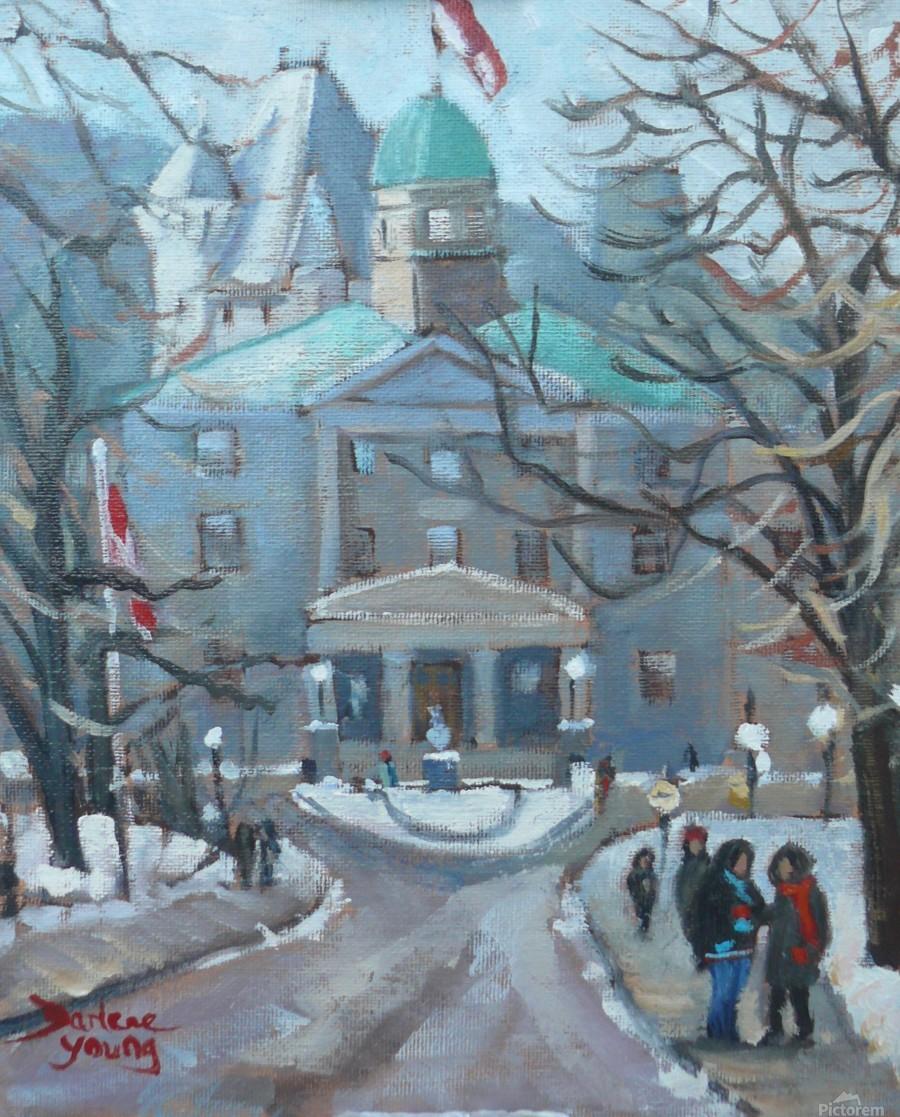 McGill  Print