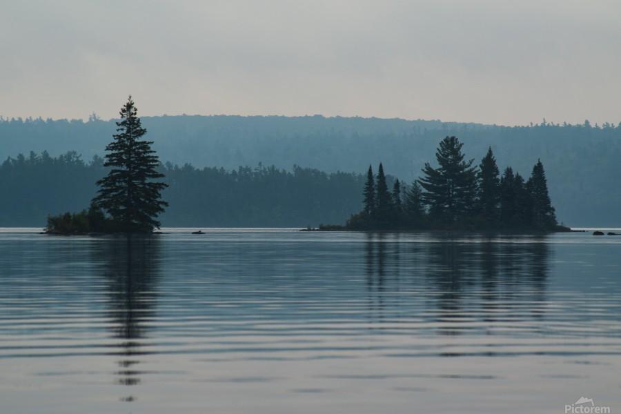 Cedar Lake  Print