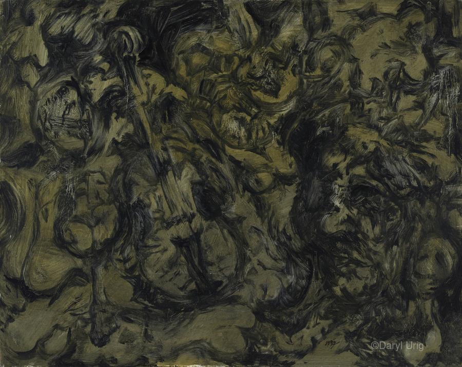 The Arts: Pareidolia  Print
