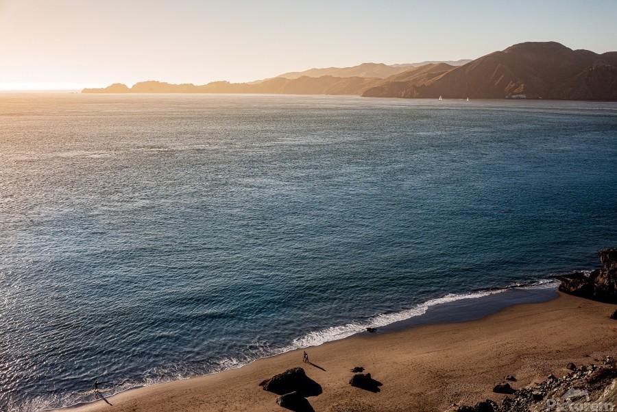 Marshall Beach Sunsets  Print