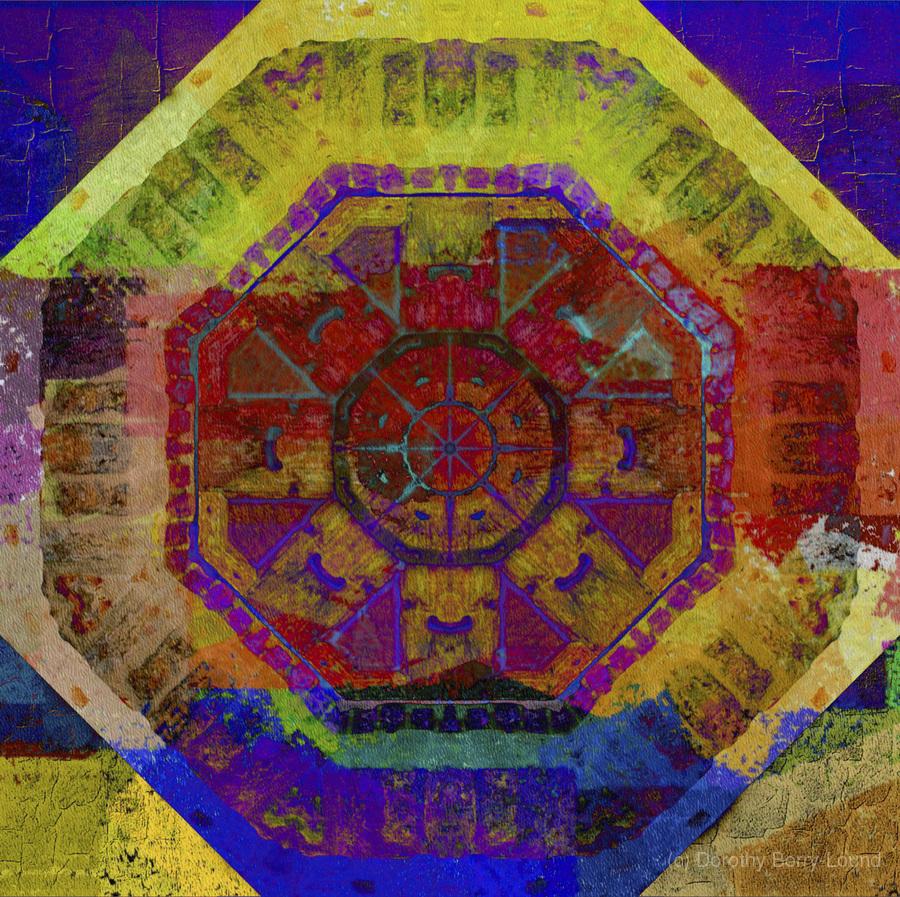 Aztec Dreaming  Print