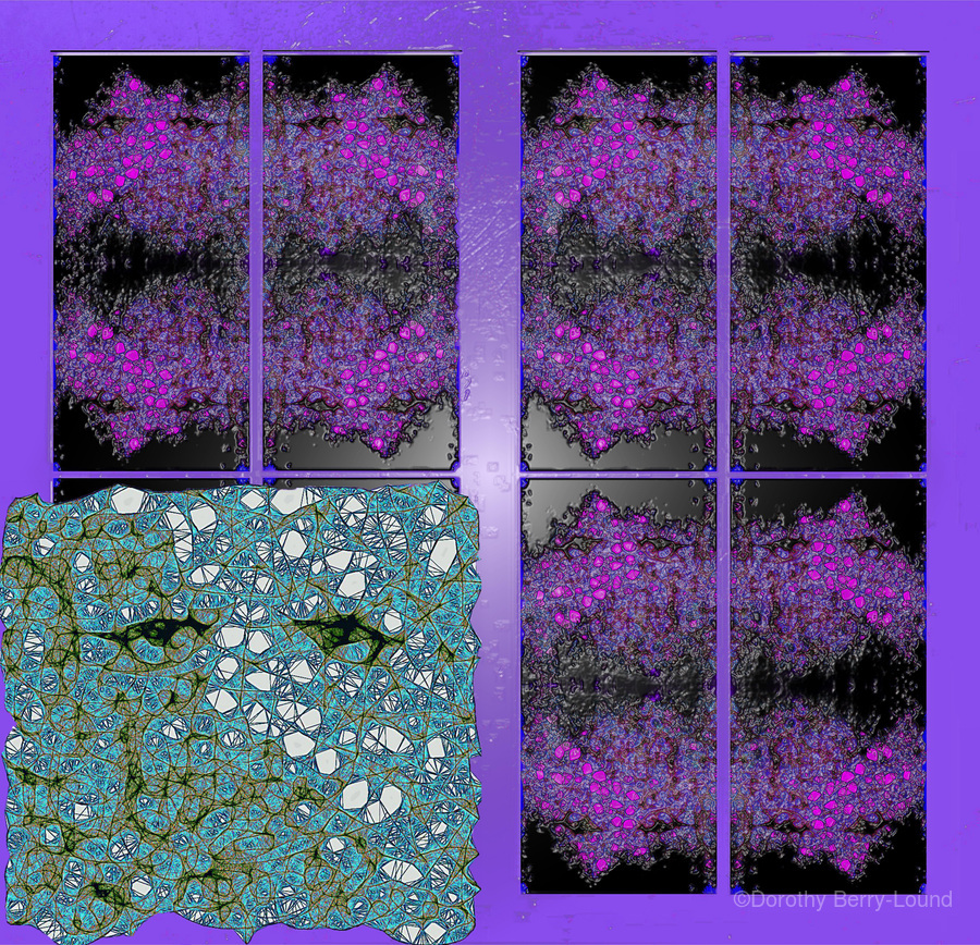 Spiritual Brainwaves  Print