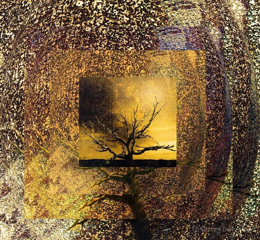 Tree Layers 7  Print
