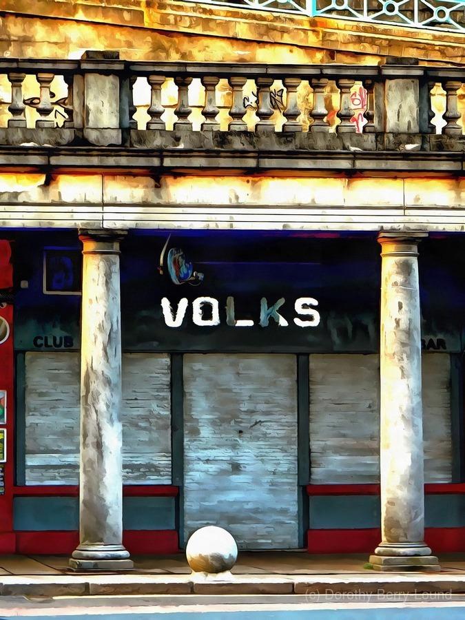 Volks Ticket Office Brighton  Print