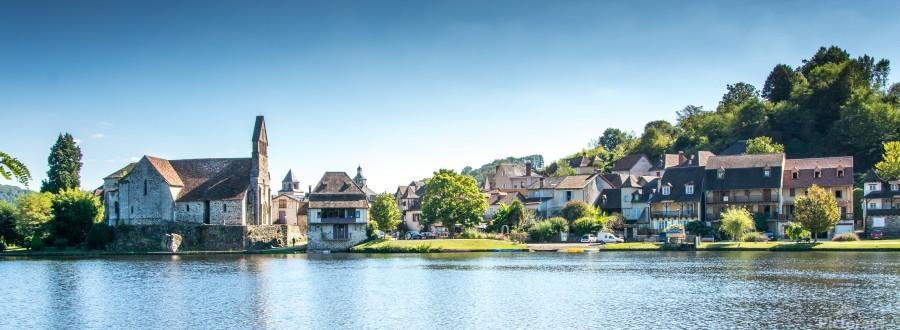 Beaulieu-sur-Dordogne  Print