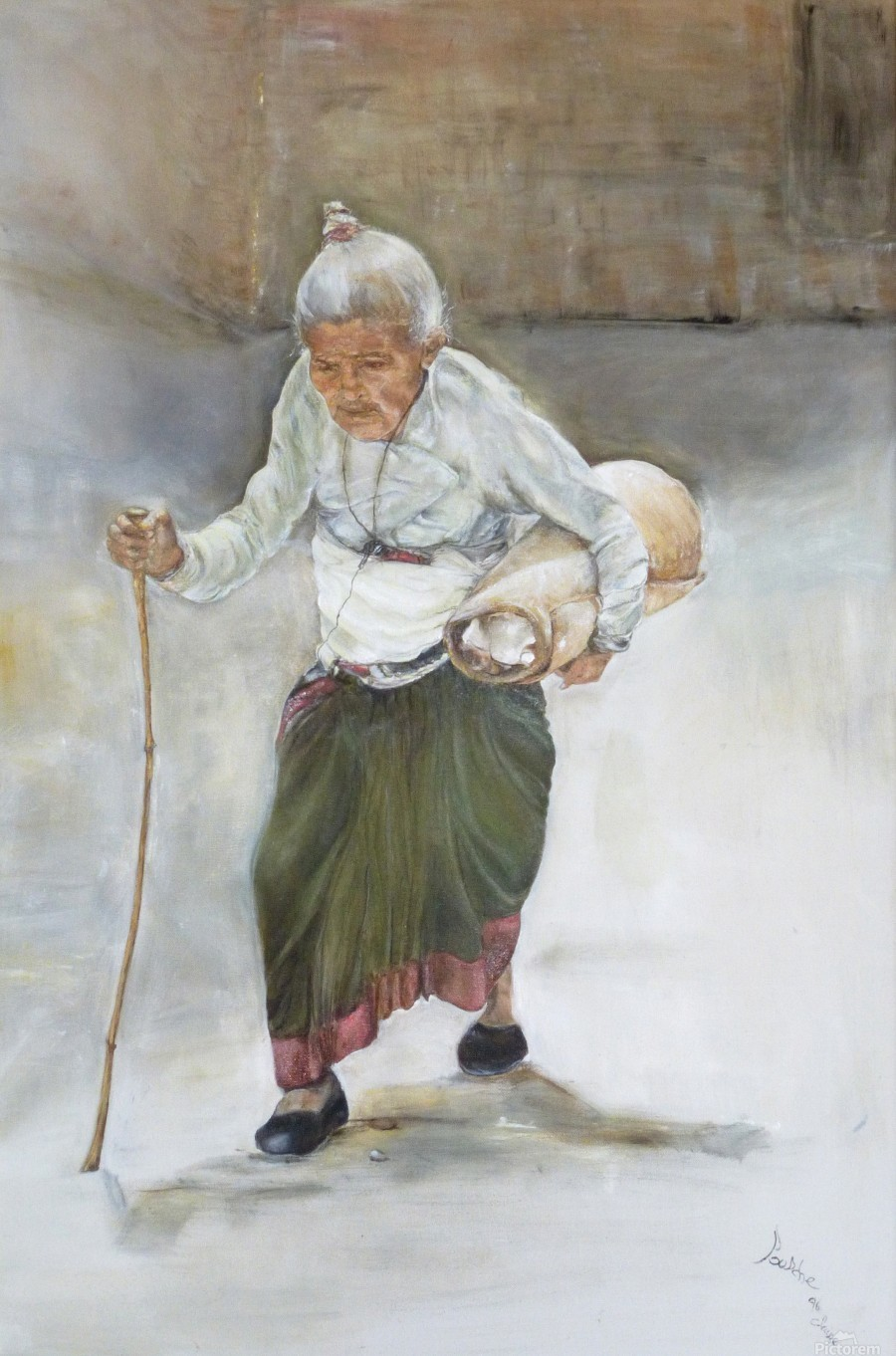 Old_Woman_High_Res  Print