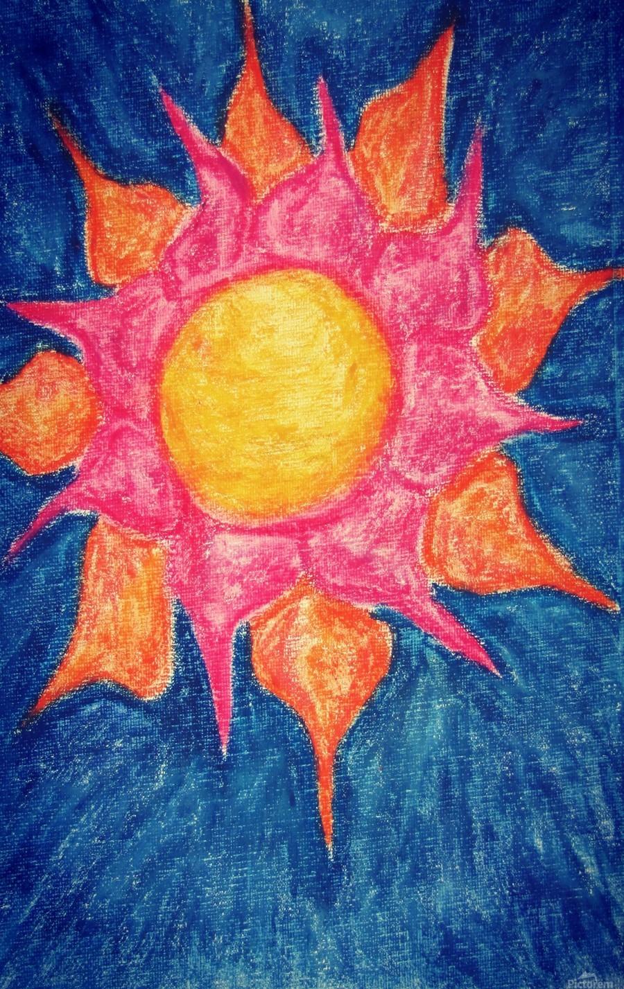 Sun Shiny Day  Print