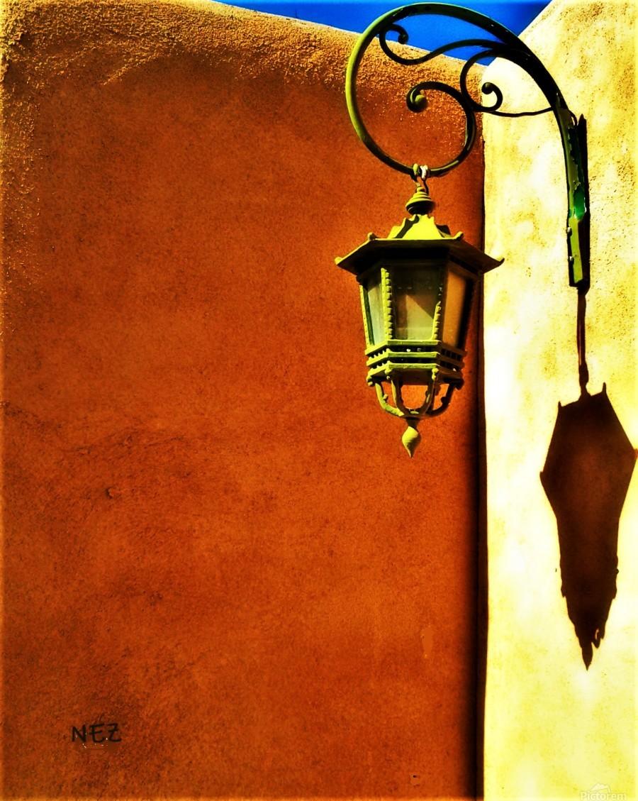 Lantern Shadow  Print
