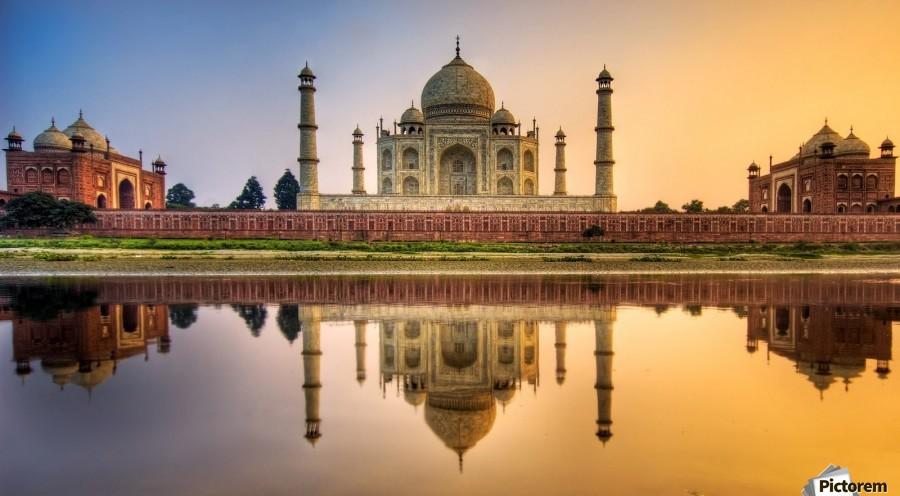 Visit India  Print
