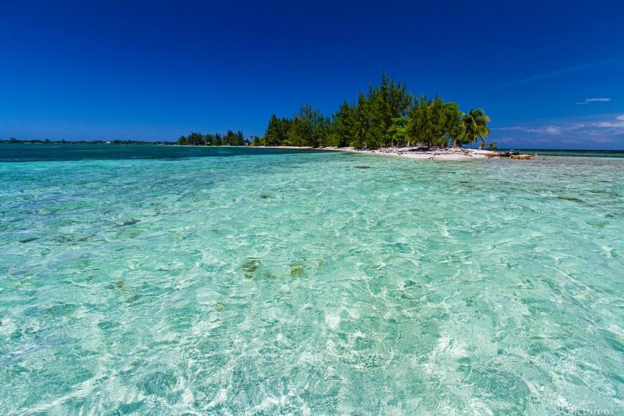 Tropical Cay  Print