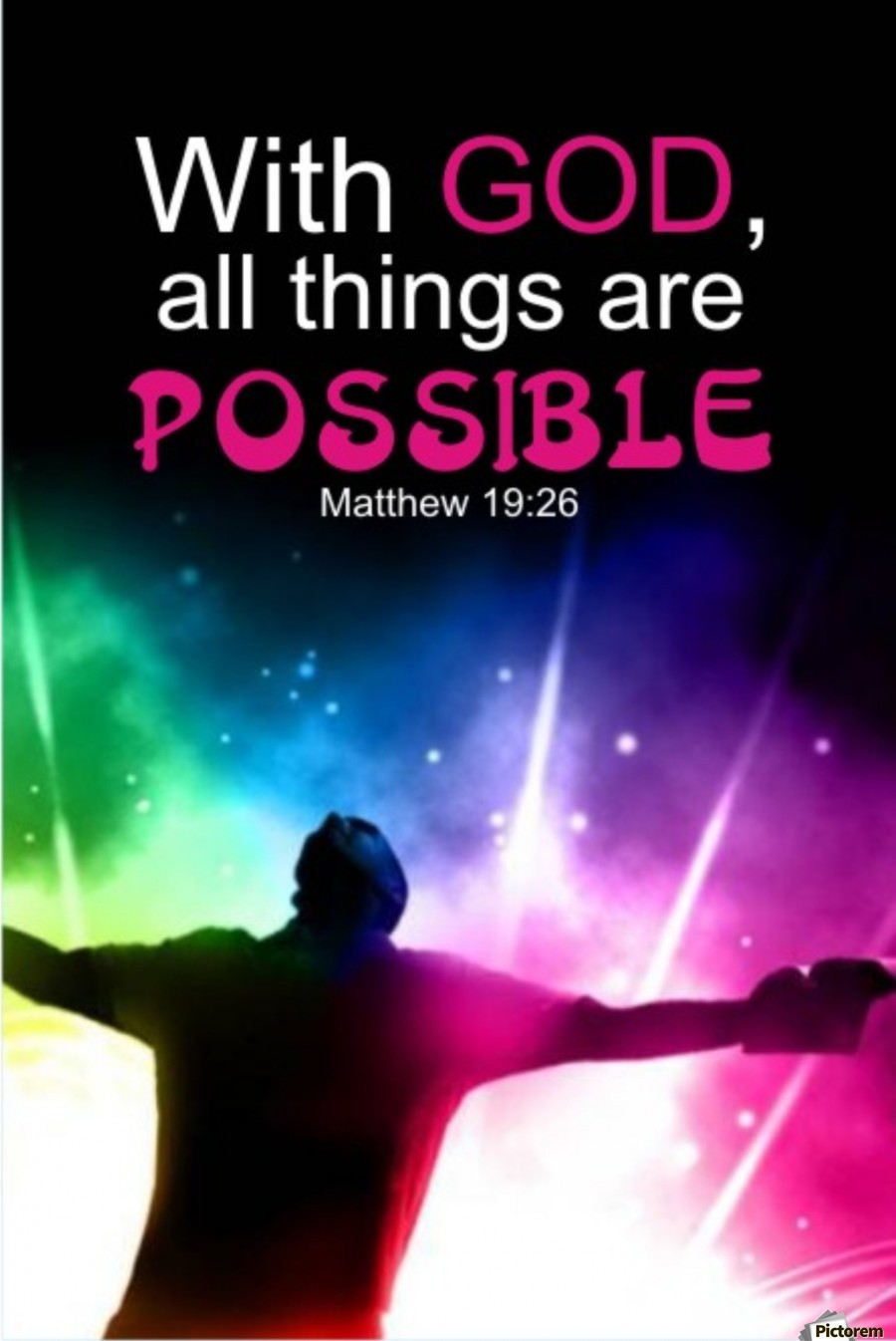 All things Possible  Print