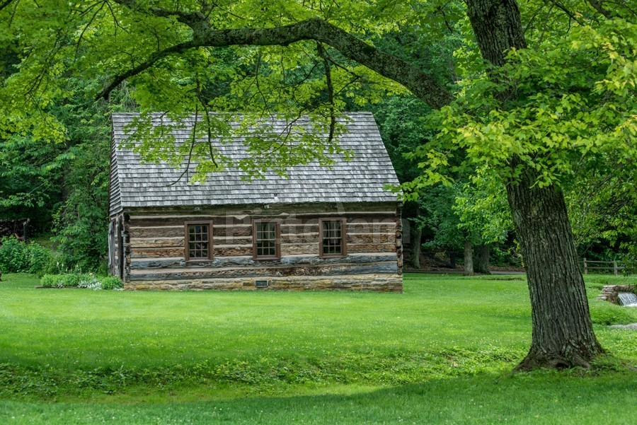 Spring Mill State Park - Mitchell - Indiana  Print