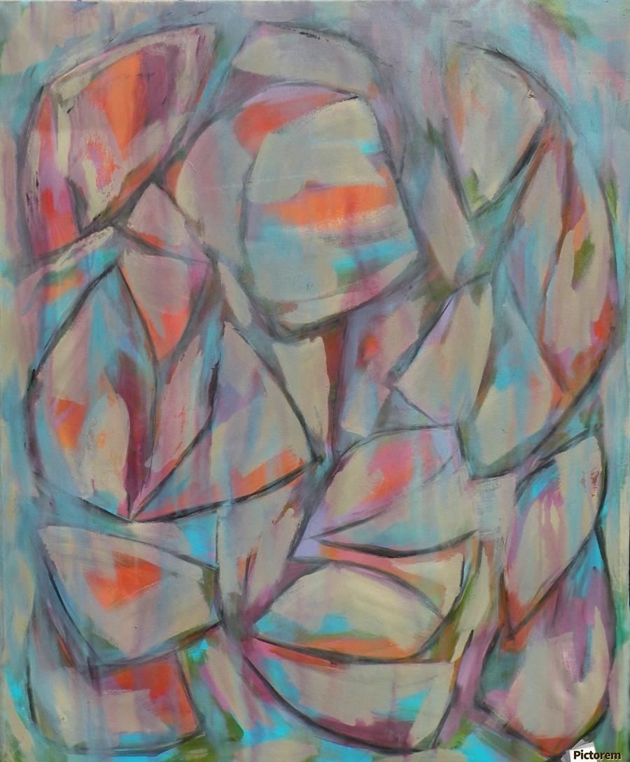 Blossoms -3  Print