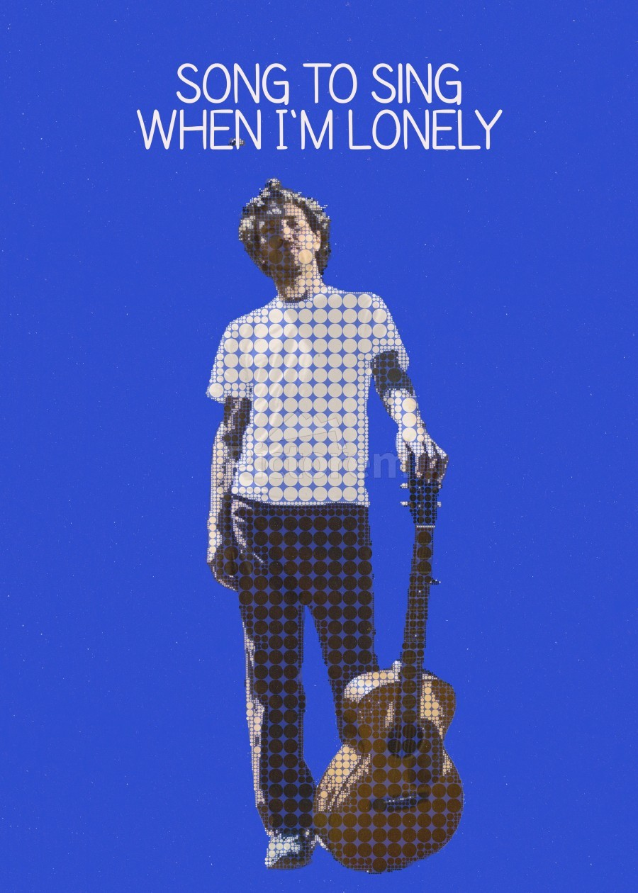 Song To Sing When Im Lonely   John Frusciante  Print