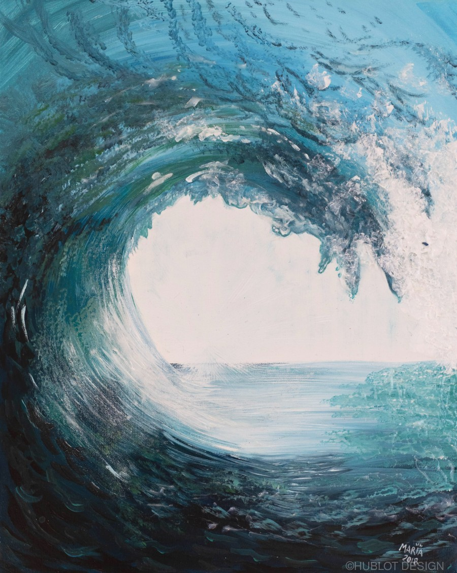 Collection WAVES-Swell  Imprimer