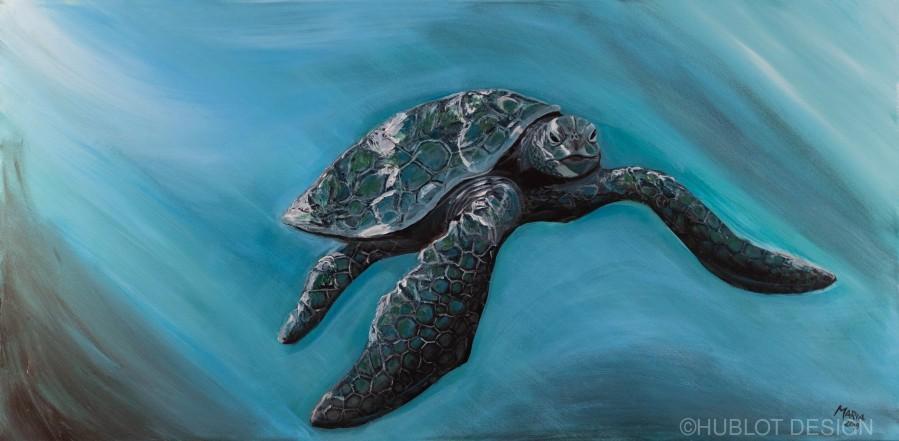 Collection WAVES-Turtle  Imprimer