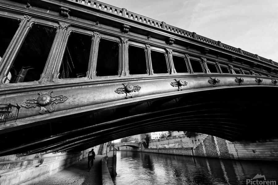 Pont au Double  Imprimer