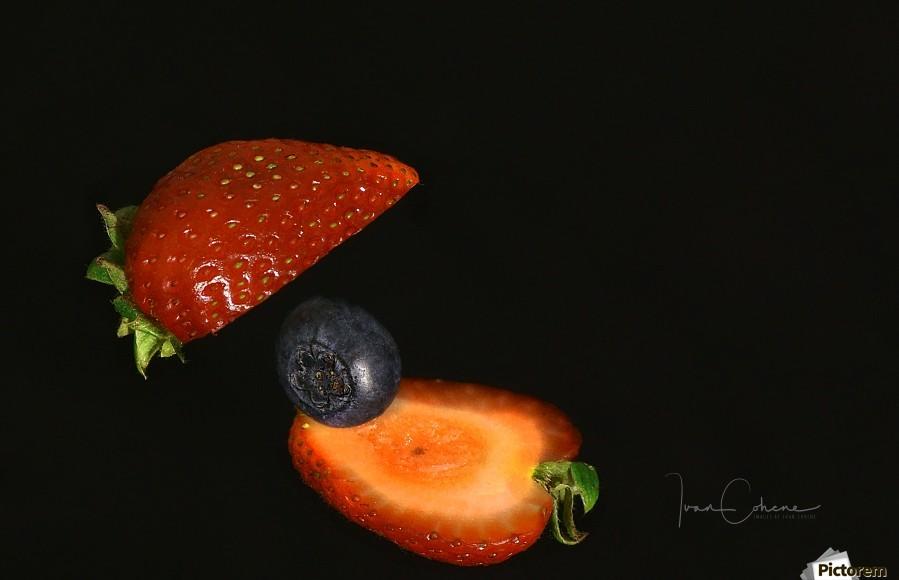 Strawberry  Print