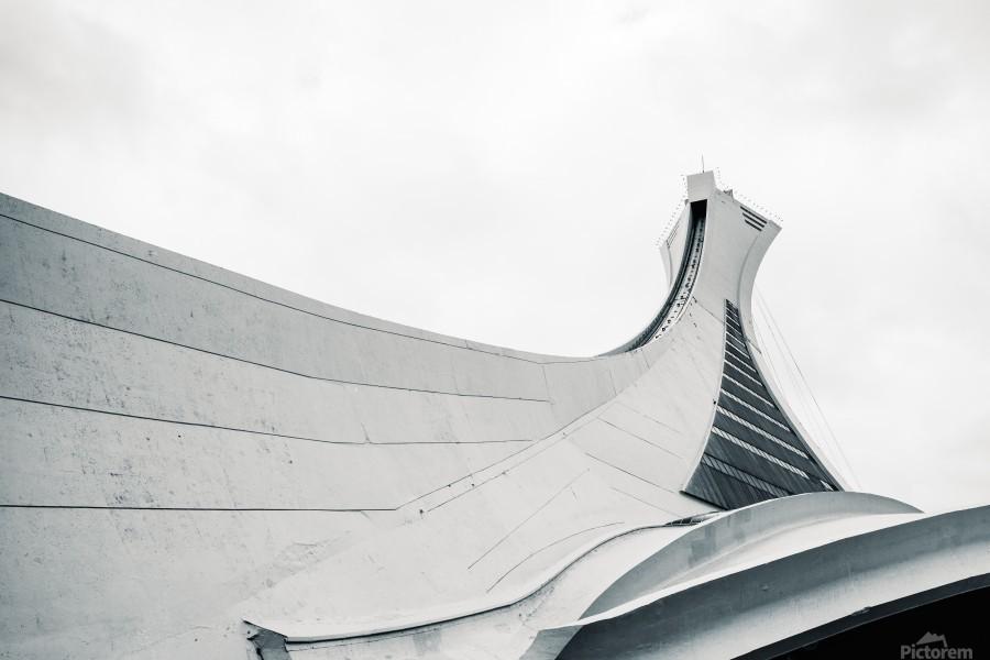 Stade Olympique  Imprimer