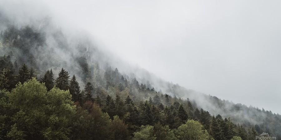 Brume de Montagne  Imprimer