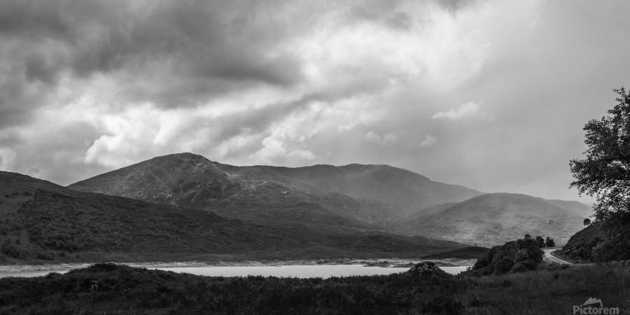 Scotish Highlands  Imprimer
