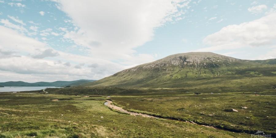 Loch Ainort  Imprimer