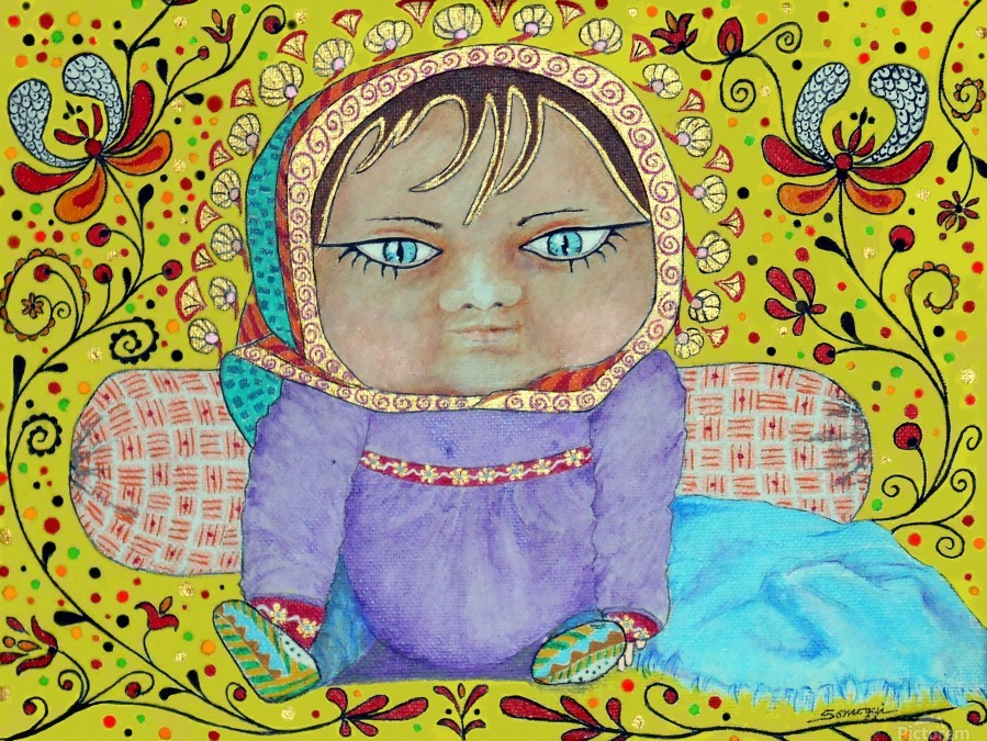 Hungarian Lullaby  Print